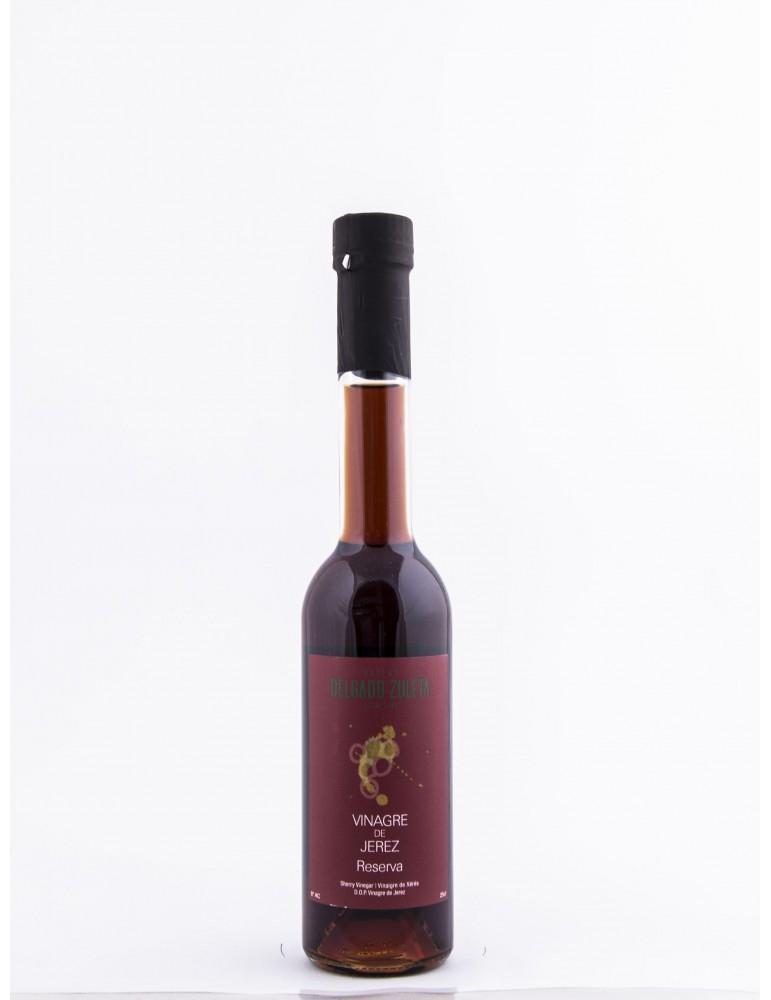 Vinagre de Jerez Reserva Delgado Zuleta